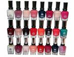 24 x Sally Hansen Complete Salon Manicure Nail Polish | Mix 2 | 20+ shades | NEW